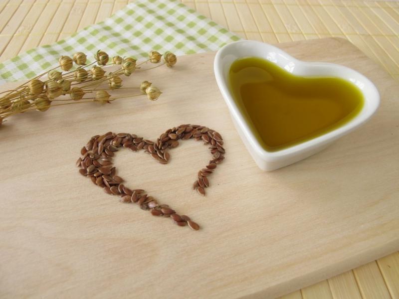 heilende Leinöl Wirkung Omega 3 Fettsäuren