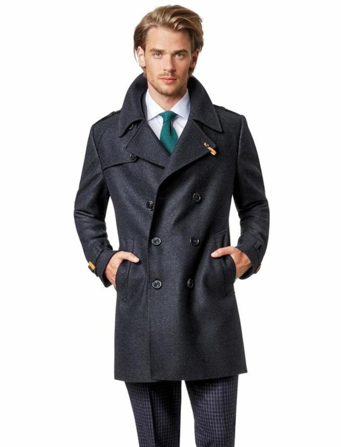 herrenmode baldessarini anzüge mantel elegante männermode