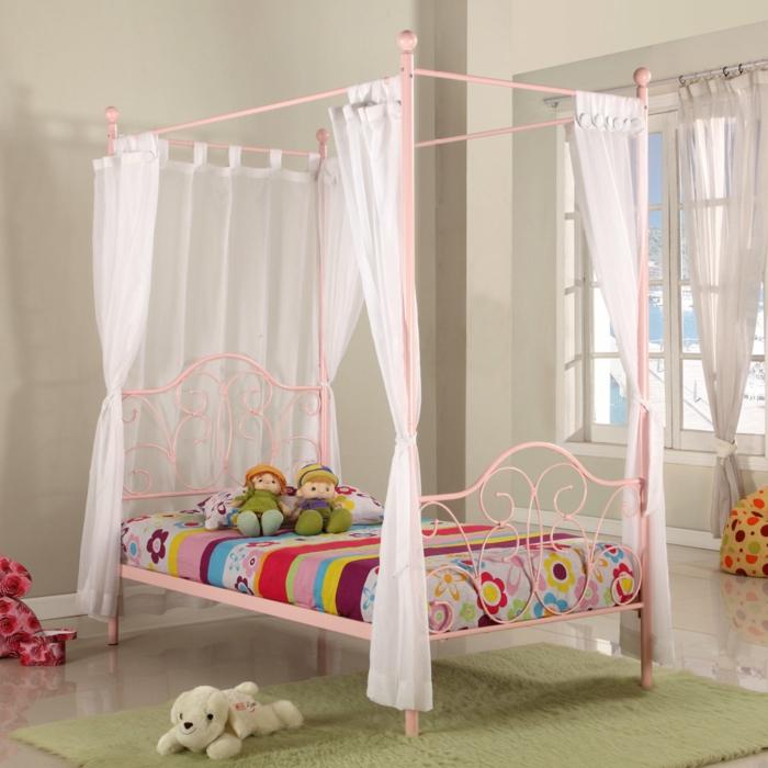 Himmelbett vorhang kinder  Behutsamer Schlaf mit dem besten Himmelbett Vorhang
