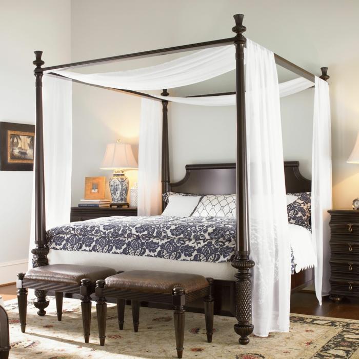 Behutsamer Schlaf Mit Dem Besten Himmelbett Vorhang ...