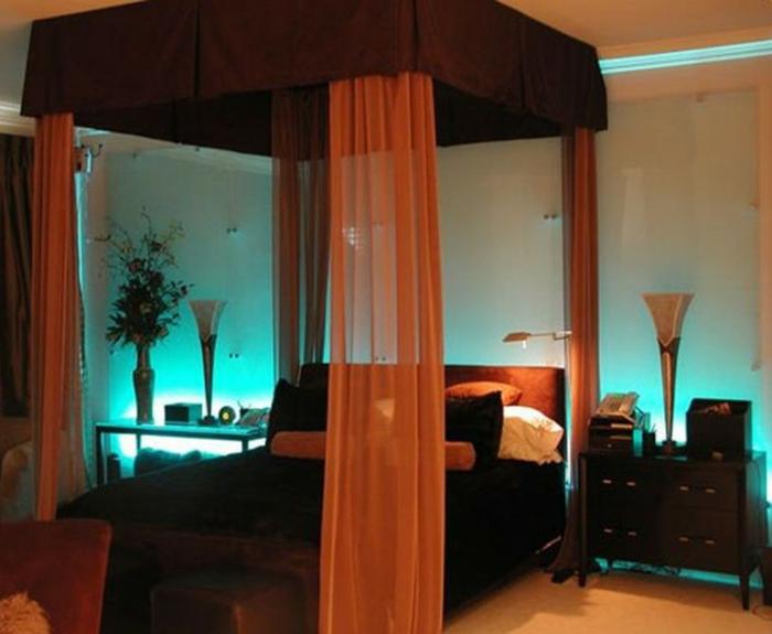 Schlafzimmer wei romantisch inspiration design raum und m bel f r ihre wohnkultur - Romantisches schlafzimmer mit himmelbett gestalten ...