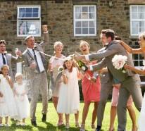 Hochzeitsplanung – Farbe und andere Trends bei den Hochzeitsfeiern 2020