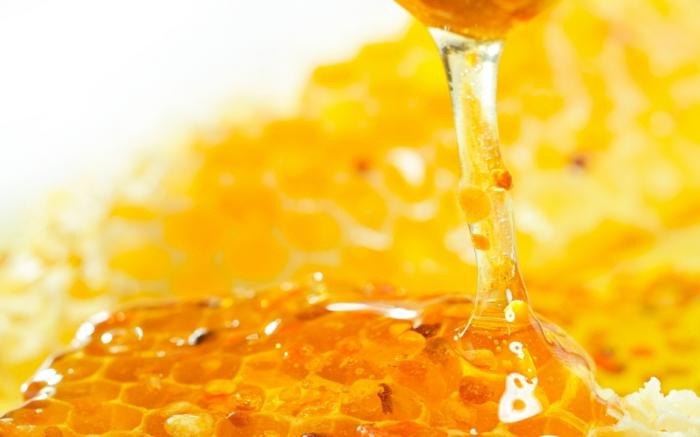 honig im kopf gesund honigpott honiglöffel honigwabe