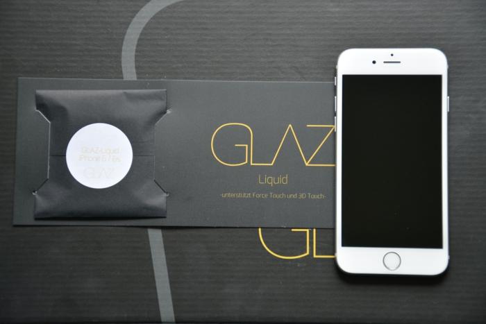 iPhone Display Reparatur GLAZ Verpackung 3