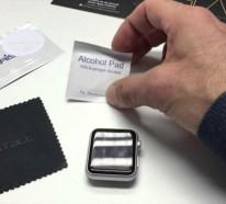iPhone Display Reparatur oder besserer Schutz durch GLAZ- Liquid