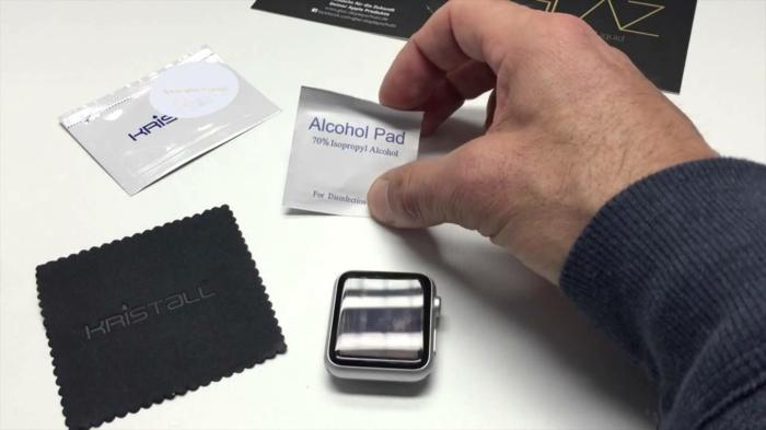 iPhone Display Reparatur GLAZ Verpackung 4