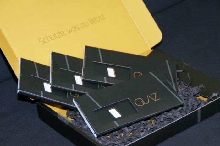 iPhone Display Reparatur GLAZ Verpackung 5