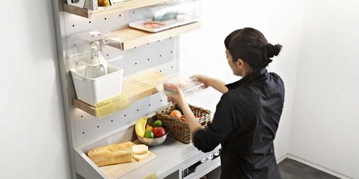 ikea küchen innovative technologien 2025 konzept kühlschrank modern