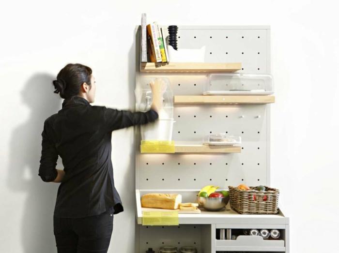 ikea küchen innovative technologien 2025 konzept lebensmittel aufbewahrung kühlschrank