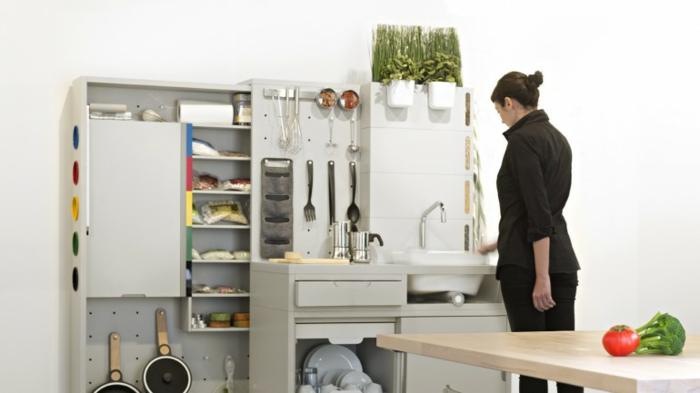 ikea küchen innovative technologien küchenutensilien spüle wasserverbrauch nachhaltig