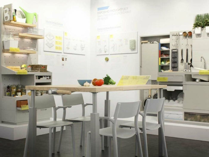 ikea küchen innovative technologien nachhaltiges küchendesign