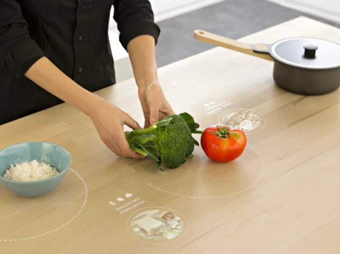 ikea küchen innovatives kochen tomate brokkoli innovative technologie