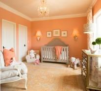 60 Wandfarbe Ideen in Orange – Naturinspirierte Gestaltung für alle Räumlichkeiten