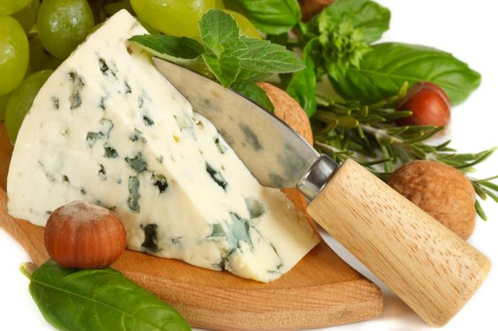 käsesorten schimmelkäse kaufen gesund oder nicht sorten Gorgonzola