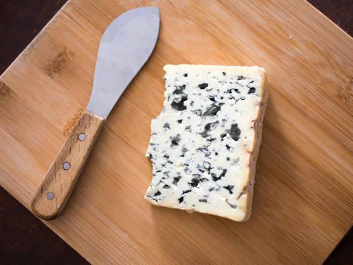 käse kaufen schimmelkäse sorten Bleu d'Auvergne