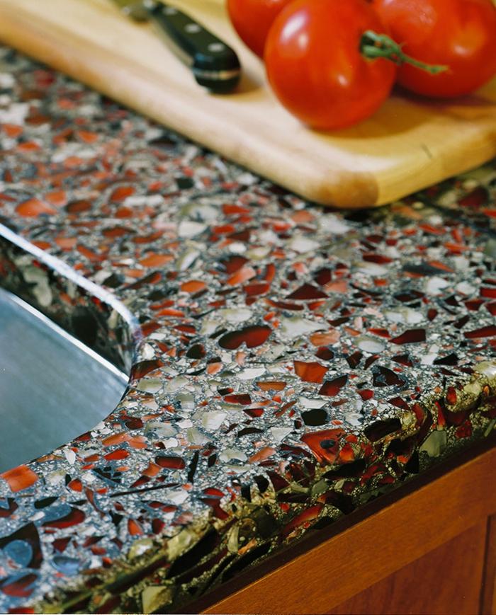 Öko Küchengestaltung Mit Wiederverwendbaren Materialien