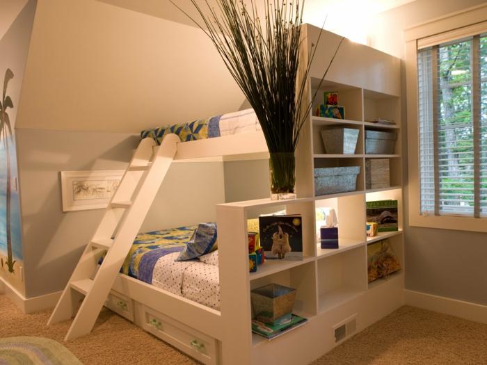 Etagenbett Mit Stauraum : Hochbett treppe selber bauen idee etagenbett stauraum elegantes