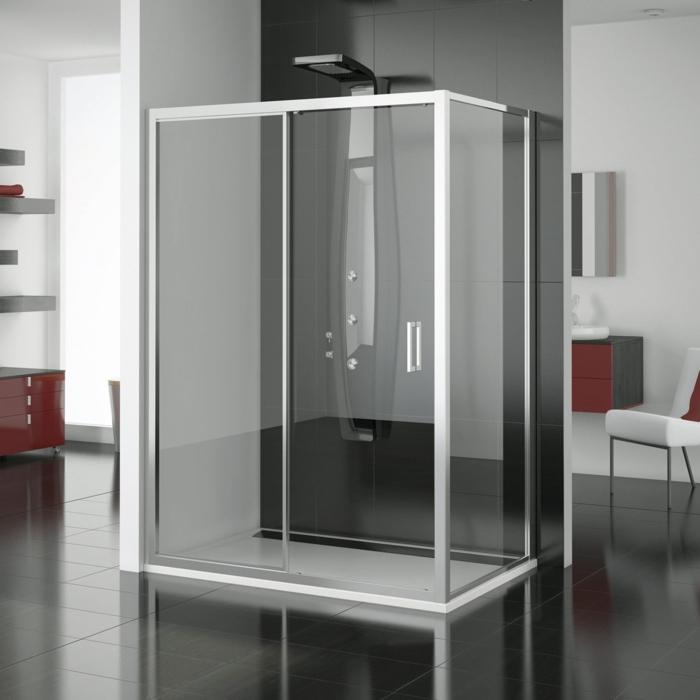 kleines bad einrichten stil und innovation auf kleiner fl che. Black Bedroom Furniture Sets. Home Design Ideas