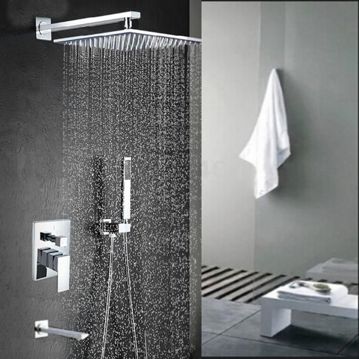 Dusche Kleines Badezimmer: Kleines Bad Einrichten Ideen Für ... Badezimmer Mit Dusche Einrichten