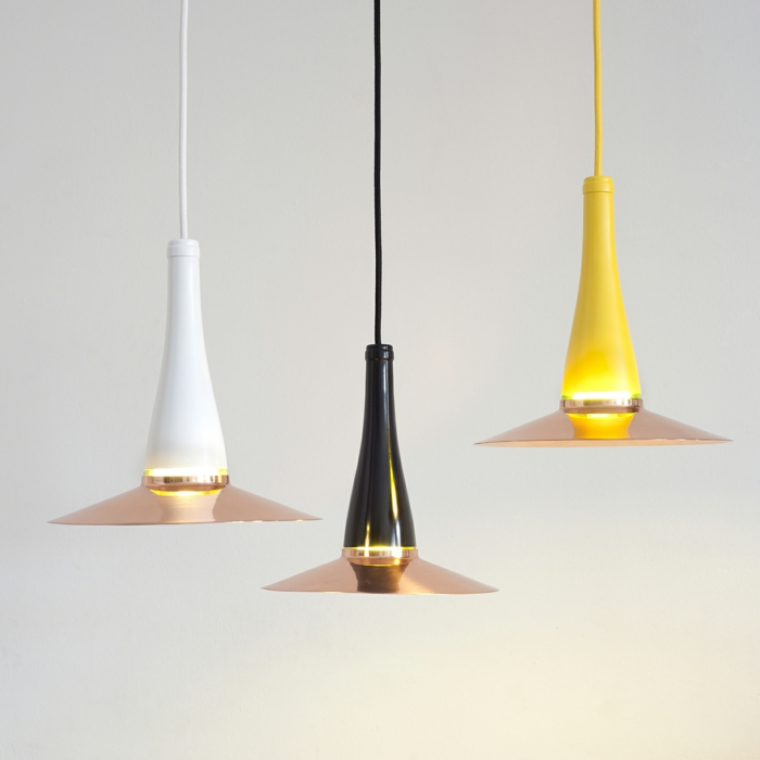 kreative wohnideen ausgefallene lampen hängeleuchten