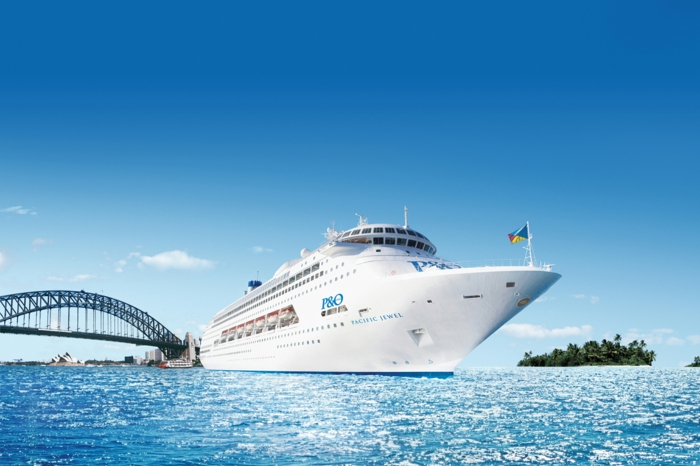 kreuzfahrt reisen australien Pacificjewel urlaub reisen