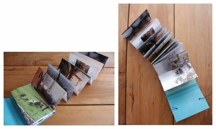 bastelanleitung oder wie man selber ein leporello basteln kann. Black Bedroom Furniture Sets. Home Design Ideas
