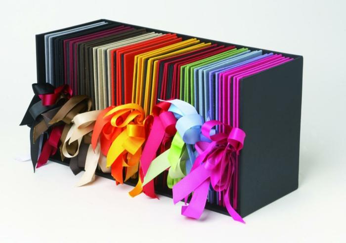 leporello basteln bastelanleitung zubehör geschenkideen schön verpackt