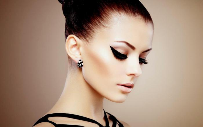 make up tipps augenschminke eye liner tendenzen 2016