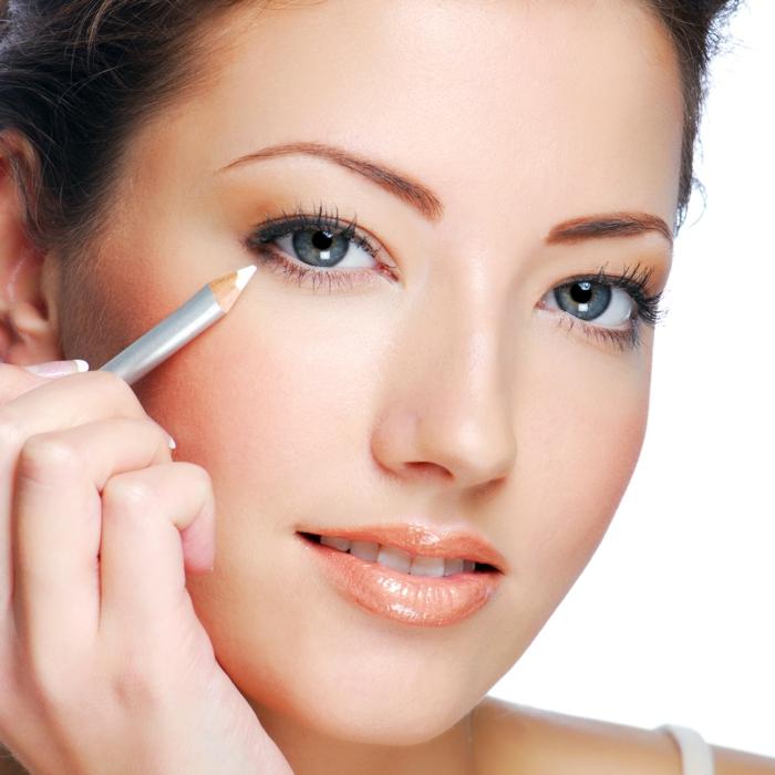 make up tipps augenschminke tricks