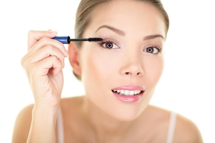 make up tipps mascara lifestyle