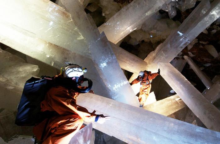 mine von naica mexiko kristalle reiseziel