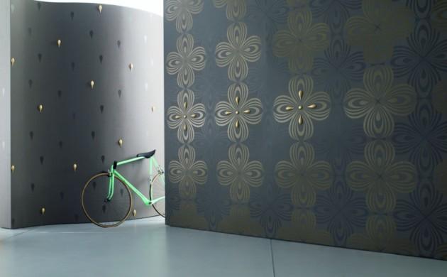 Moderne tapeten  ▷ 1000 Ideen für Tapeten Desings und Muster für jeden Geschmack ...