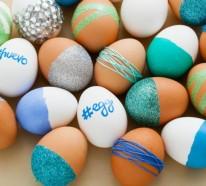Ostereier färben – gestalten Sie Ihre Osterdeko mit Liebe und Geduld