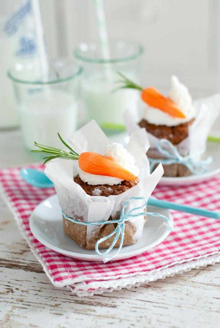 60 Osterkuchen Mit Stimmung Mini Kuchen Schmucken Den Festlichen Tisch