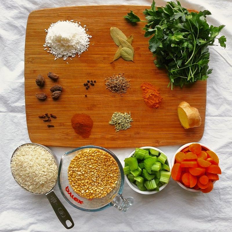 pakistanische Küche Gewürze und Zutaten pakistanische Gerichte kochen