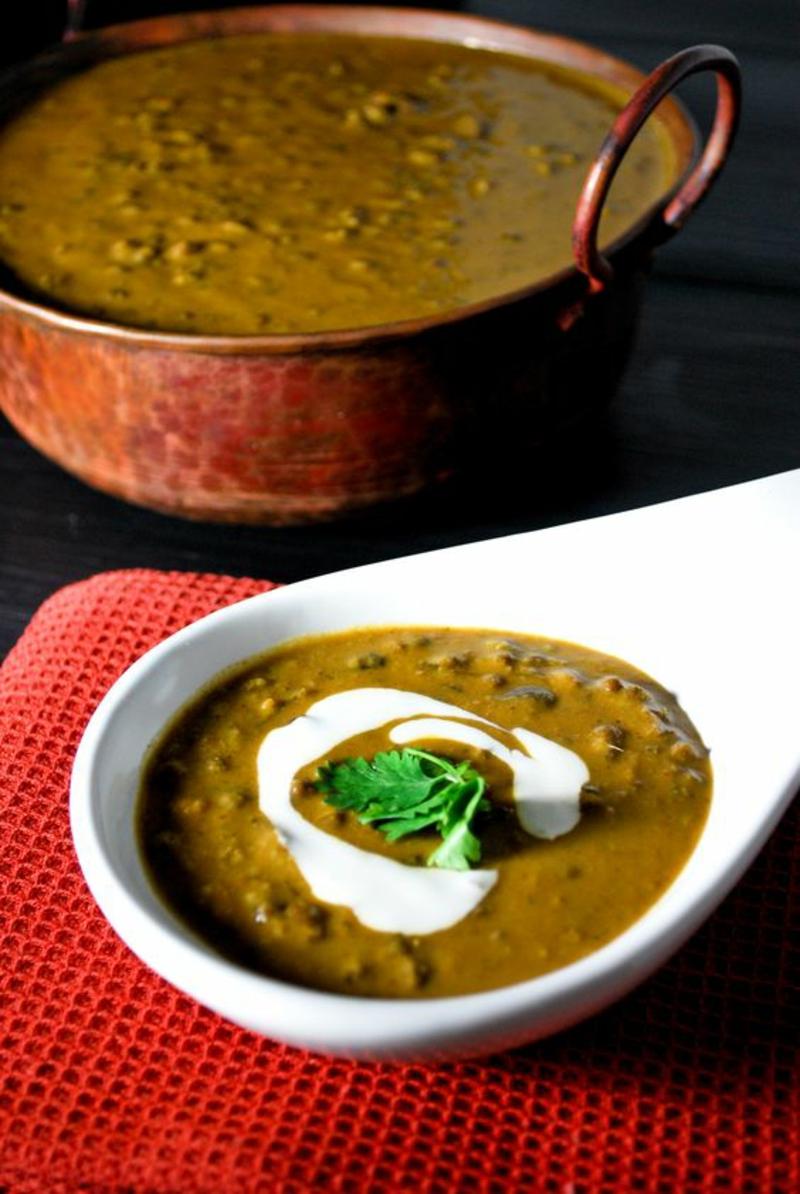 pakistanische Küche typische Gerichte Dal Makhani