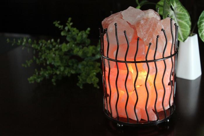 salzkristalllampe himalaya salz gesund leuchte