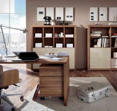 44 Büroeinrichtungen - Manche Ideen für das Home Office