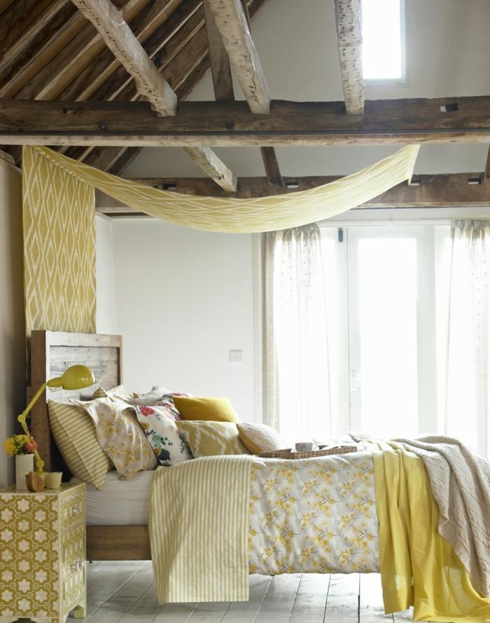 49 einrichtungsbeispiele f r mehr glamour beim schlafzimmer einrichten. Black Bedroom Furniture Sets. Home Design Ideas