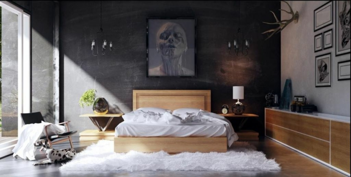 schlafzimmer einrichten einrichtungsbeispiele wohnideen mit stil