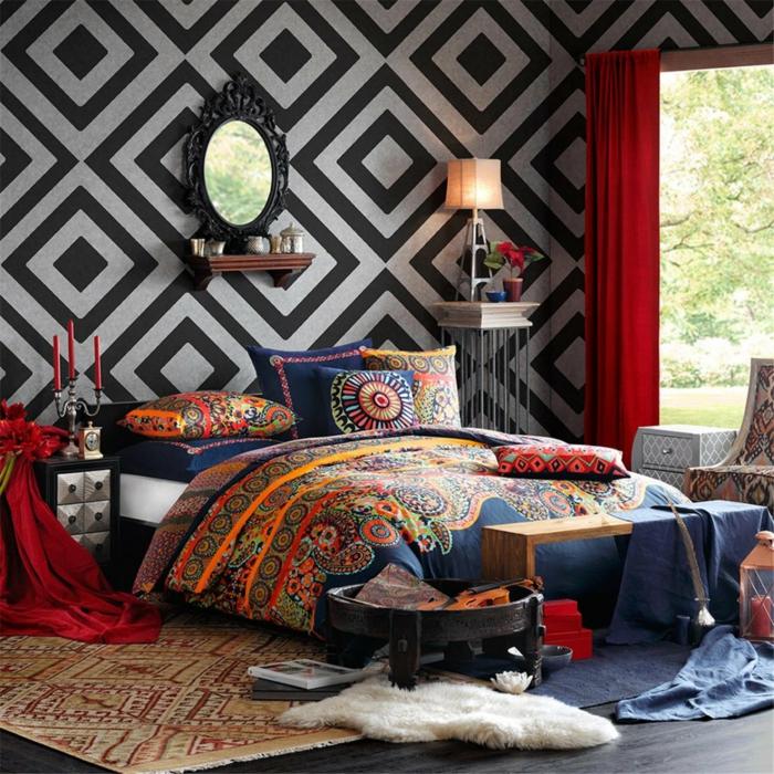 Romantisches Schlafzimmer Einrichten ~ Schlafzimmer einrichten und dabei die Trends befolgen