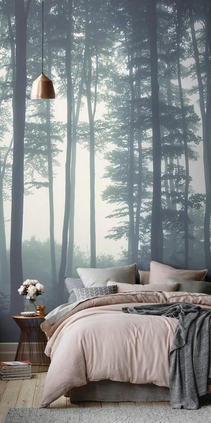 49 Einrichtungsbeispiele Für Mehr Glamour Beim Schlafzimmer Einrichten, Schlafzimmer  Entwurf