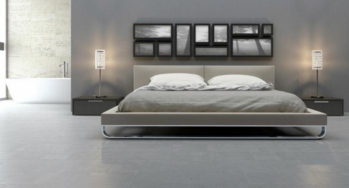 schlafzimmer einrichten einrichtungsbeispiele wohnideen tepetenidee modern