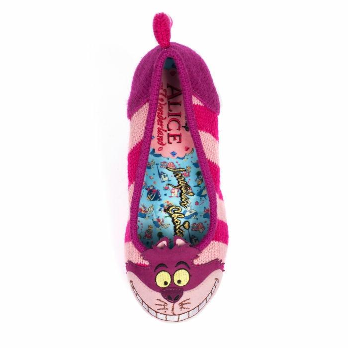 schuhtrends dan sullivan alice in wonderland footwear collection alltäglich lustig