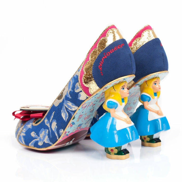 schuhtrends dan sullivan alice in wonderland footwear collection frauenschuhe