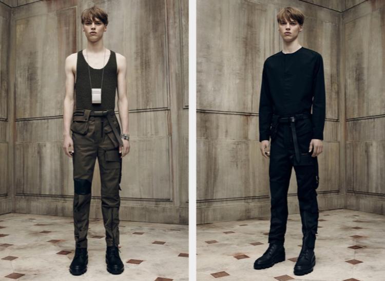 schwarze Herrenhosen Trends moderne Hosen aktuelle Männermode