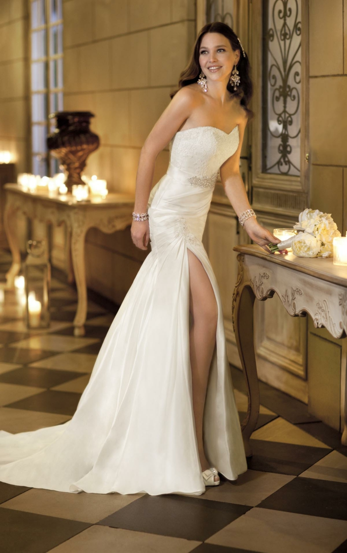 sexy elegantes Hochzeitskleid