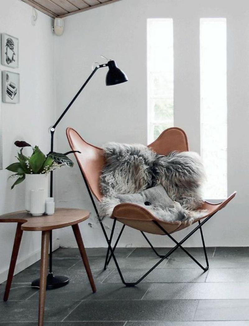 skandinavisch wohnen Möbel Designklassíker