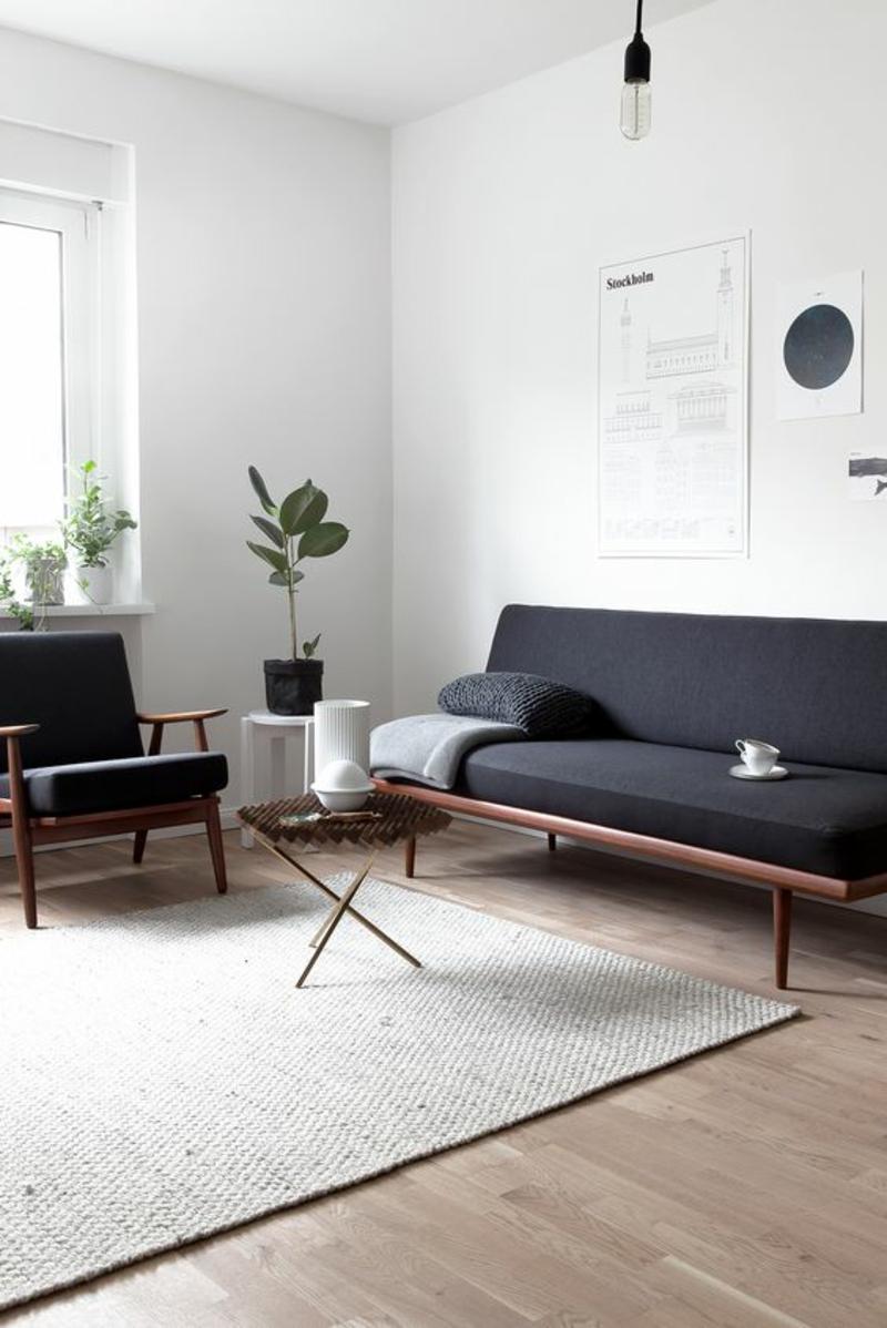 skandinavien m bel skandinavische mobel im landhausstil mit. Black Bedroom Furniture Sets. Home Design Ideas
