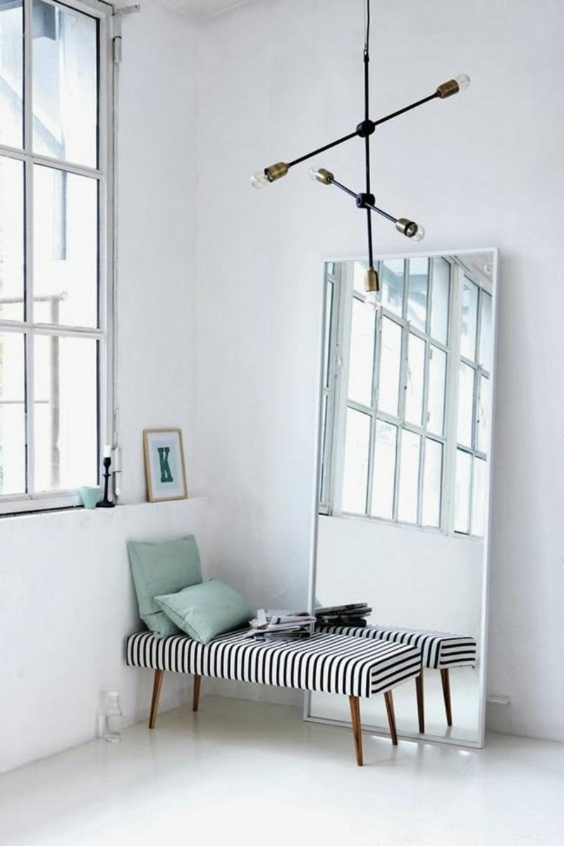 skandinavisches Design Einrichtungsbeispiele Wohnzimmermöbel